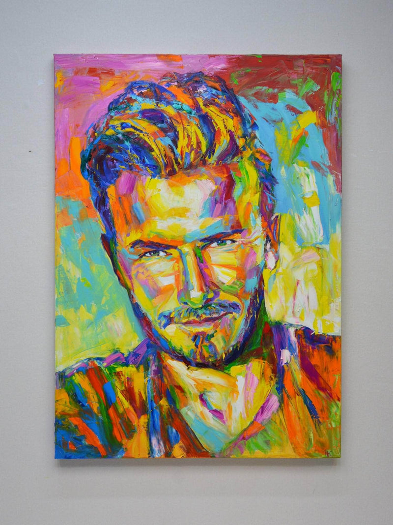 David Beckham - Art Sleuth