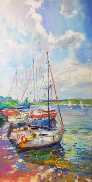 Yachts - Art Sleuth