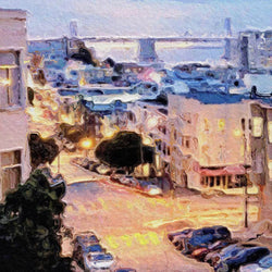 Bay's Dusk - Art Sleuth