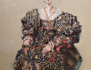Il vestito di Lady M. (Fashion victim Nº1) - Art Sleuth
