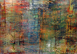 Rydal and Grasmere, Cumbria [Abstract N°2462] - Art Sleuth