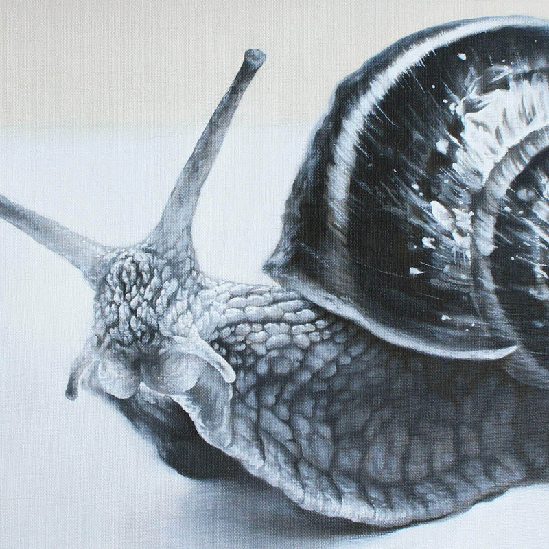 Gratitude 1 ~Inspired by a pandemic~ / Snail - Art Sleuth