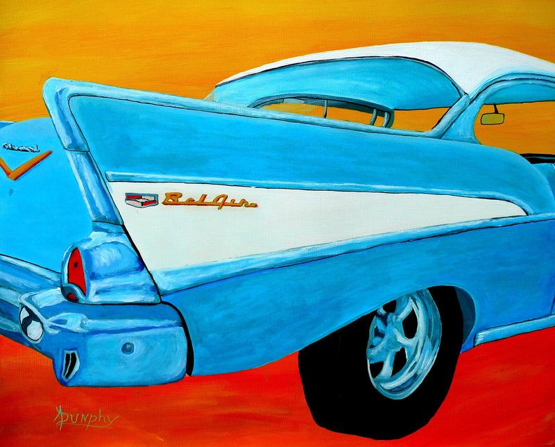 Fins and Curves - Art Sleuth