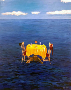 Table for Two - Art Sleuth