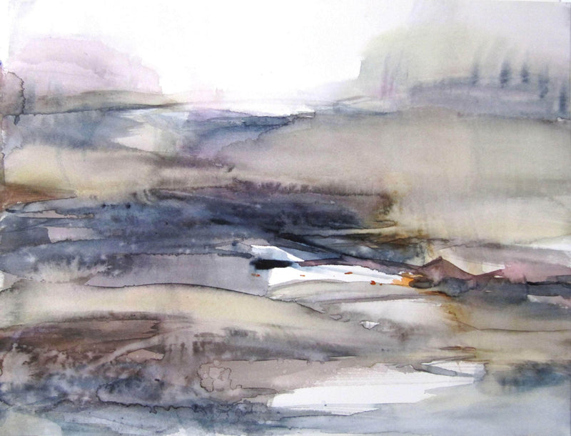 Winter landscape - Art Sleuth