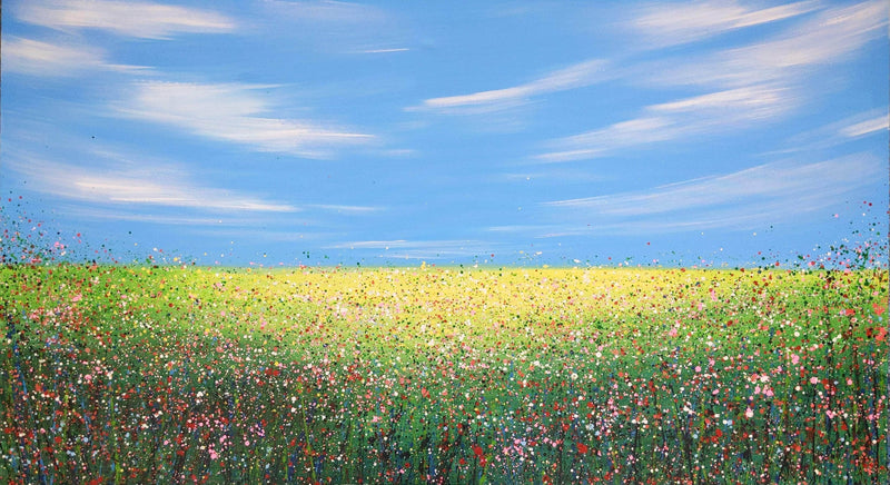 Poppy field 3 - Art Sleuth