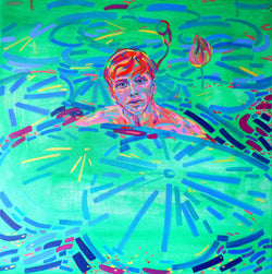A Boy in the Water - Art Sleuth