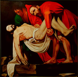 DEPOSITION AFTER CARAVAGGIO - Art Sleuth