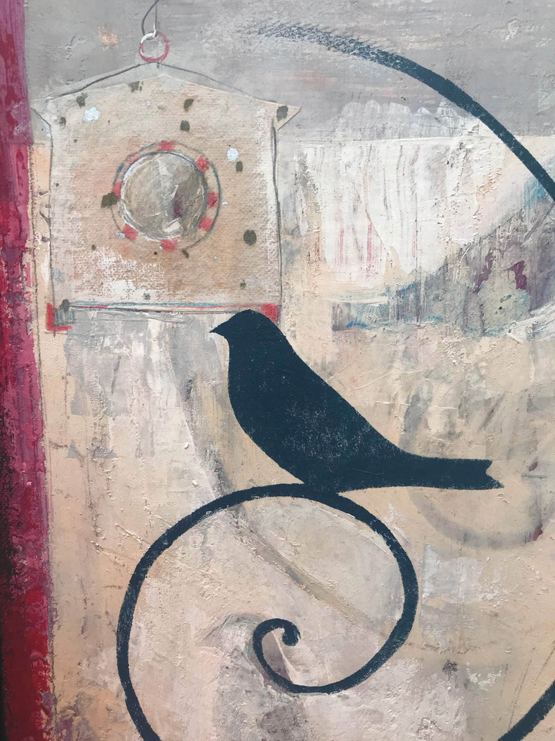 Birds on branches - Art Sleuth