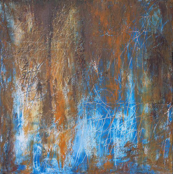 Rusted Blues - Art Sleuth