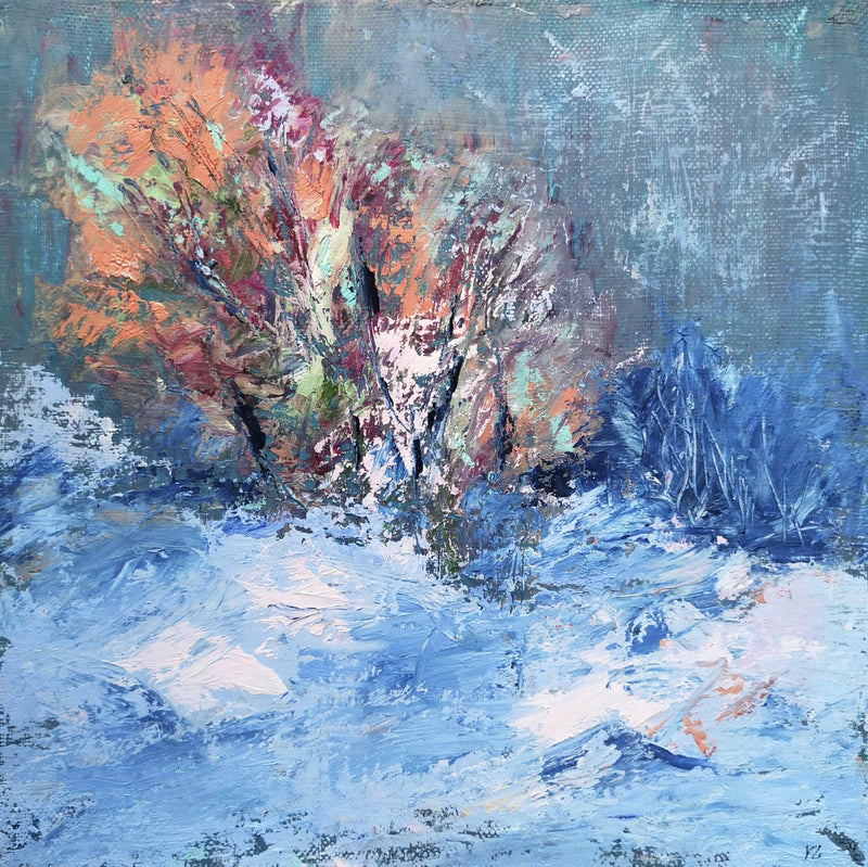 The first snow - Art Sleuth