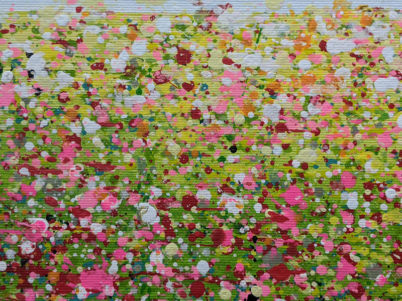 Field with flowers - Art Sleuth