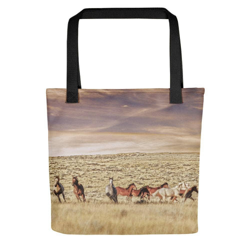 Split Decision Tote Bag