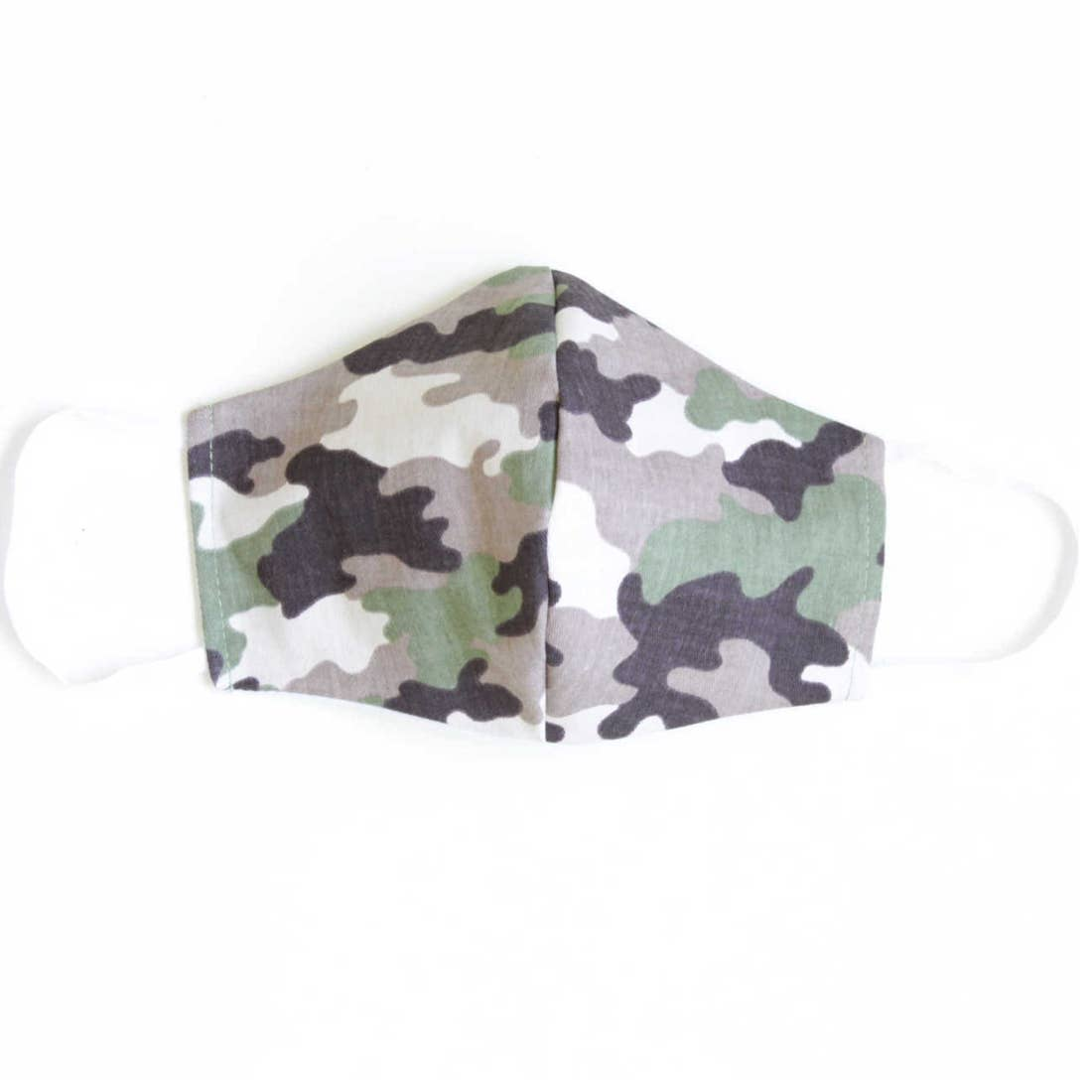 Face Mask with Filter - Camo