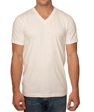 Load image into Gallery viewer, Unisex Organic V-Neck Tee - HIDE & LACE