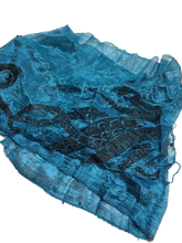 Load image into Gallery viewer, Octopus Tentacles Silk Scarf - HIDE & LACE