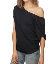 Load image into Gallery viewer, Viscose Bamboo & Organic Cotton Poncho - HIDE & LACE