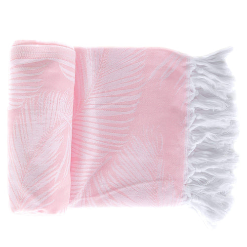 The Palms Towel - Pink - HIDE & LACE