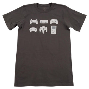 Game Controllers Tee - HIDE & LACE