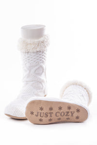 Timeless Flower - Fur Lined Leggings