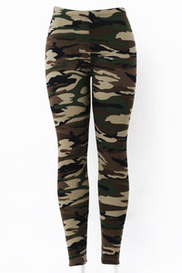 Platoon - Fur Lined Leggings