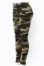 Load image into Gallery viewer, Platoon - Fur Lined Leggings