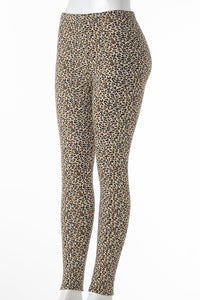 Itzel - Fur Lined Leggings