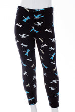 Load image into Gallery viewer, Dragon Fly - Kids Leggings