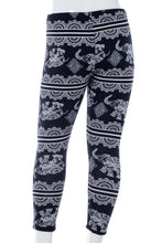 Load image into Gallery viewer, Elephant Print - Kids Leggings
