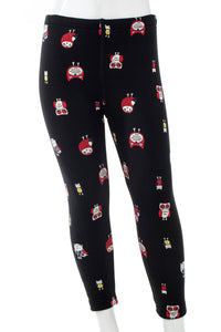 Night Owls Kids Leggings