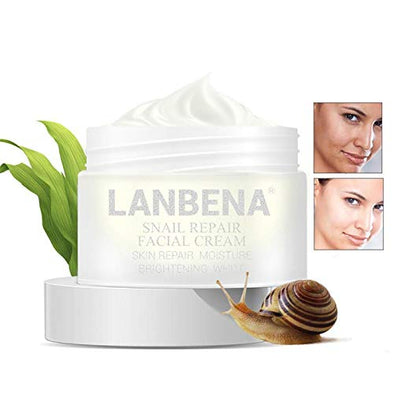 LANBENA™ Snail Facial Acne Repair Whitening Cream