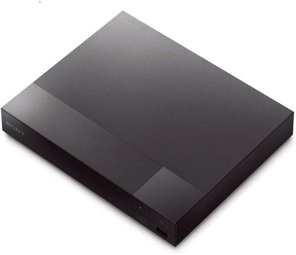 Sony BDPS3700 Streaming Blu-Ray Disc Player with Wi-Fi (Black), Single