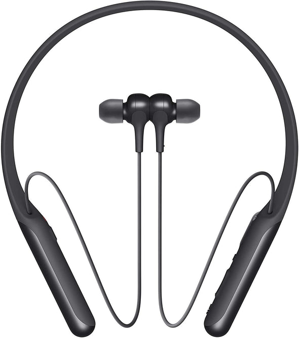 Sony WI-C600N Wireless Noise Canceling in-Ear Headphones, Black (WIC600N/B)
