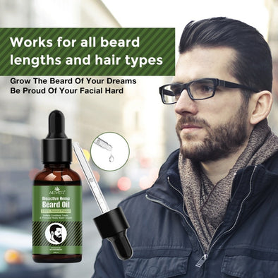 Best Beard Growth Hemp Oil