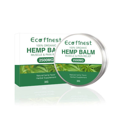 Muscle Pain Relief Hemp Balm