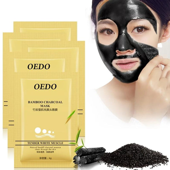 OEDO™ Nose Blackhead Remover Face Black Mask