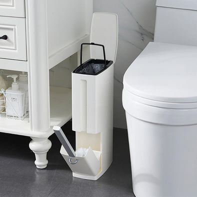 Multifunction Trash Can
