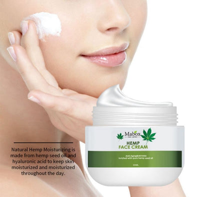 Natural Hemp Face Cream