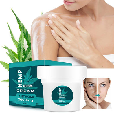 Hemp Oil Face Body Cream