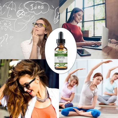 Organic Full Spectrum Hemp Oil