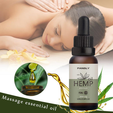 Relieve Muscle Joint Hemp Cbd Oil