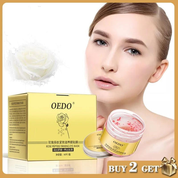 Oedo Unisex Blackhead Remover Gold Anti-Aging Face Mask