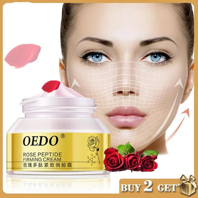 OEDO™ Rose Peptide Firming Face Slimming Cream