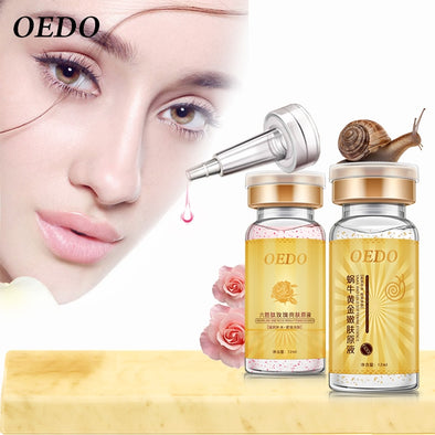 OEDO™ Rose Serum+Gold Snail Essence