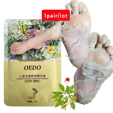OEDO™ 1 Pack Feet Exfoliating Foot Mask