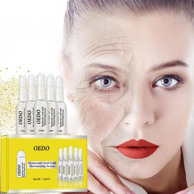 OEDO™ Hyaluronic Acid Gold Moisturizing Serum