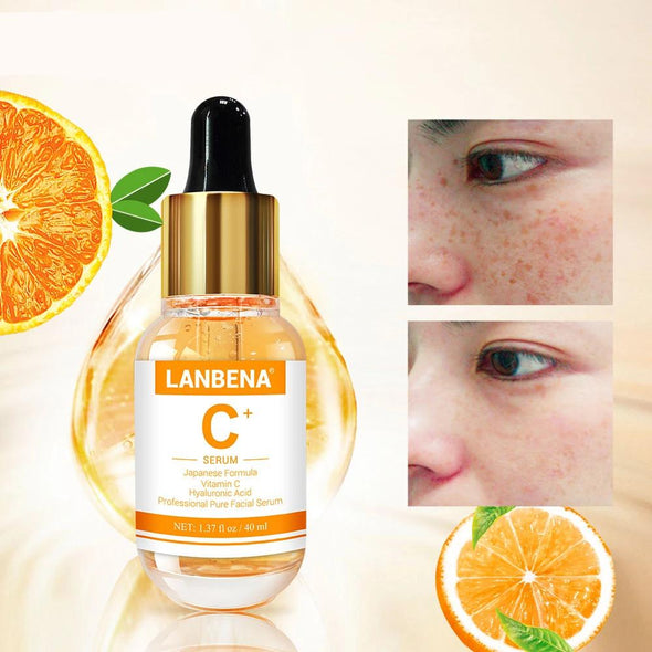 LANBENA™ Vitamin C Serum Brightening & Nourishing Face (40ml)