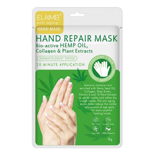 Moisturizing Exfoliating Hand Mask