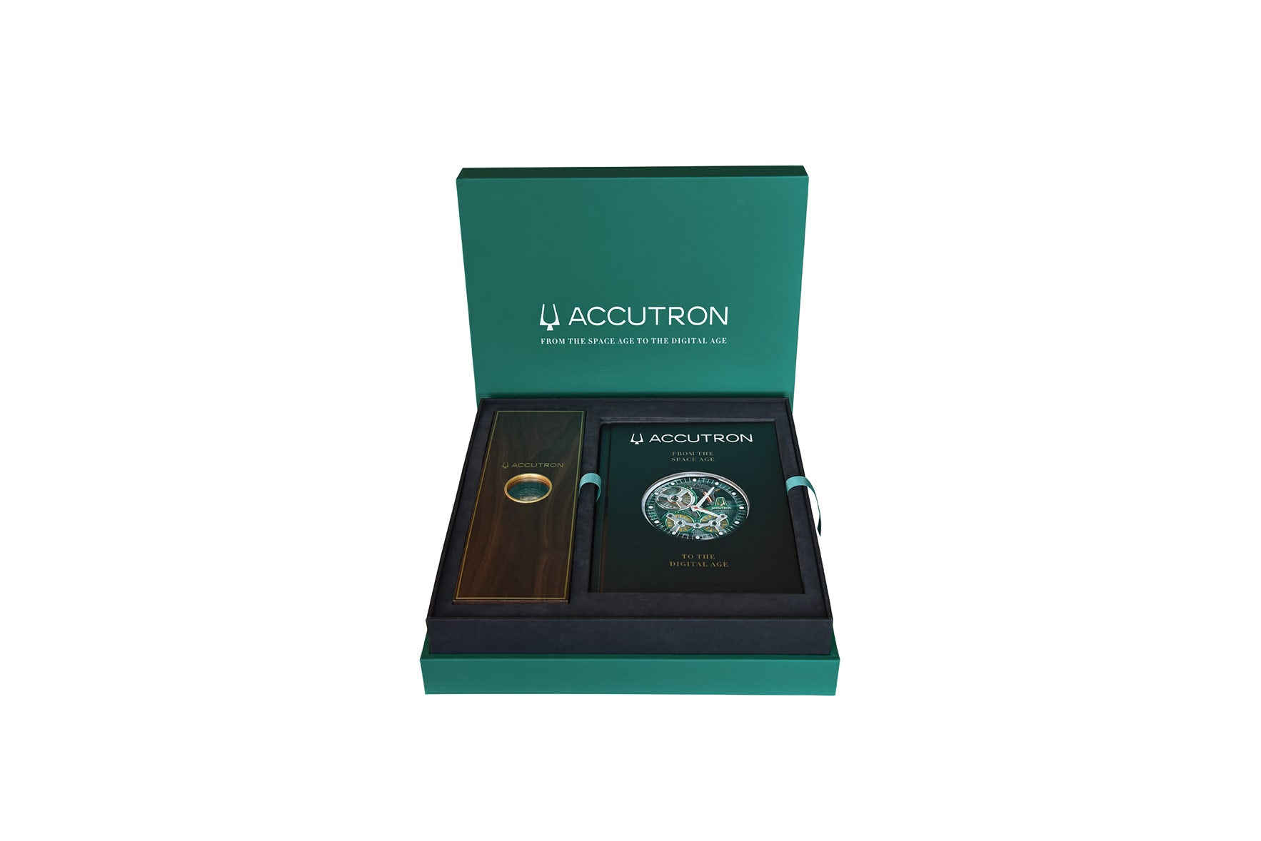 Accutron Assouline box