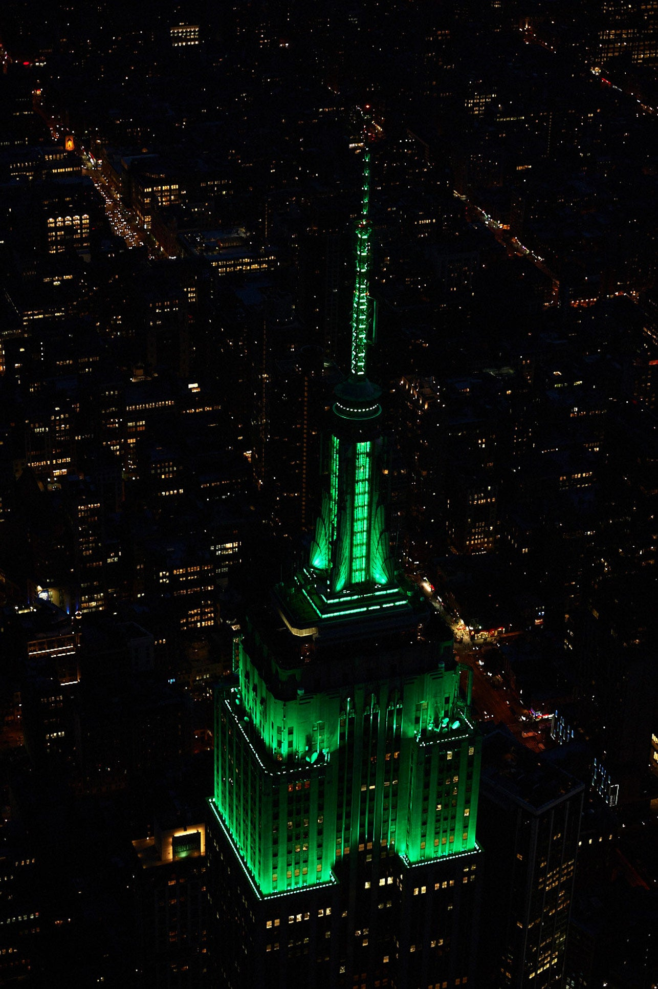 Empire State Building and Accutron